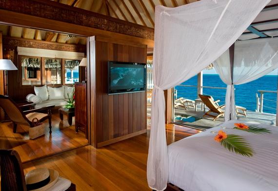 Hilton Bora Bora Nui Resort & Spa The French Polynesia Paradise_10