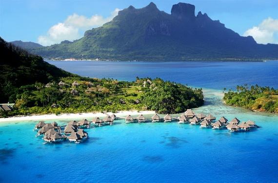 Hilton Bora Bora Nui Resort & Spa The French Polynesia Paradise_1