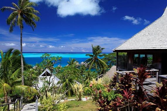 Hilton Bora Bora Nui Resort & Spa The French Polynesia Paradise_4