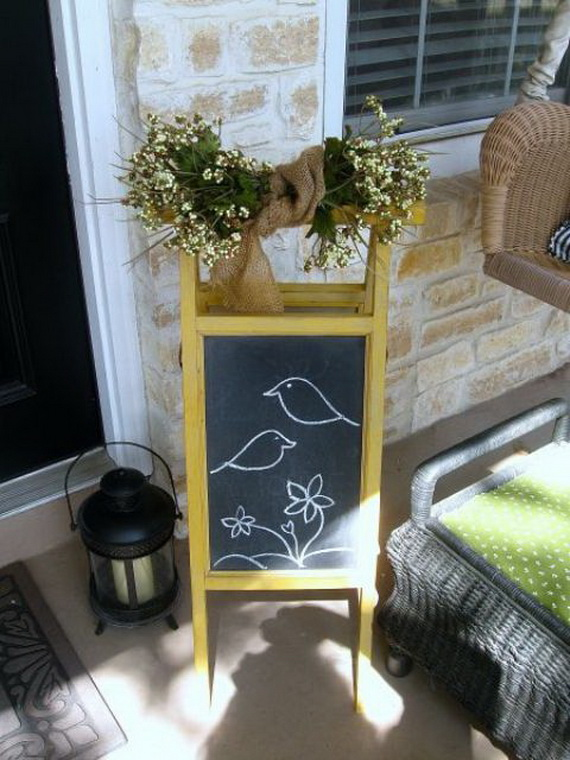 Outdoor Easter Decorations – 60 Ideas For A Special Holiday_08