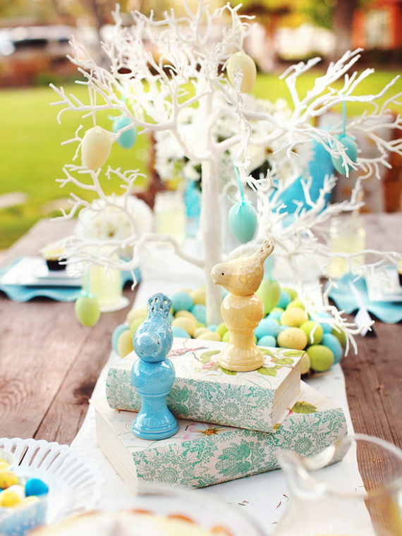Outdoor Easter Decorations – 60 Ideas For A Special Holiday_18