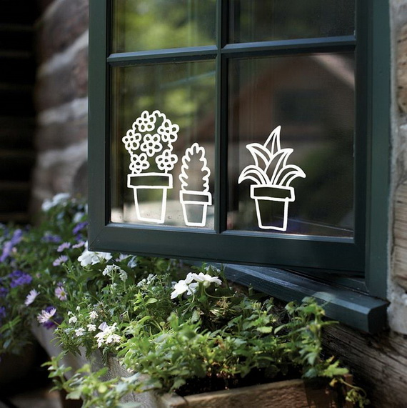 Outdoor Easter Decorations  (9)