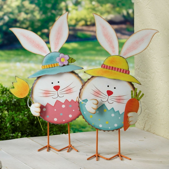 60 personalized easter crafts gifts decorations family personalized easter crafts gifts decorations 11 negle Images