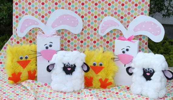 Personalized Easter Crafts, Gifts & Decorations _23