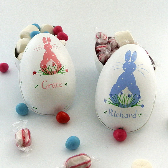 Personalized Easter Home Craft and Decoration Ideas_38