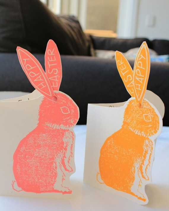 Simple And Attractive Easter and Spring Craft Ideas To Brighten Any Home_04