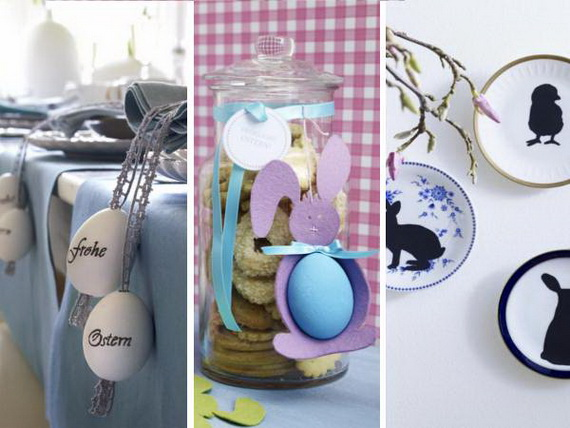 Simple And Attractive Easter and Spring Craft Ideas To Brighten Any Home_06