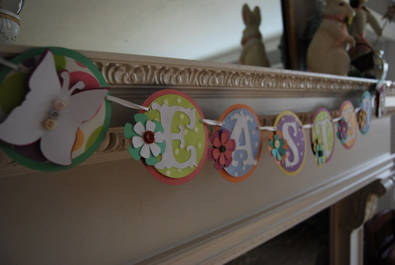 Simple And Attractive Easter and Spring Craft Ideas To Brighten Any Home_11