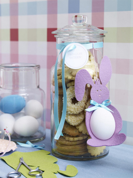 Simple And Attractive Easter and Spring Craft Ideas To Brighten Any Home_16