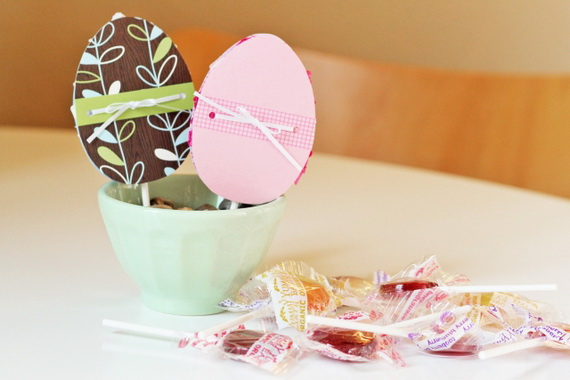 Simple And Attractive Easter and Spring Craft Ideas To Brighten Any Home_17