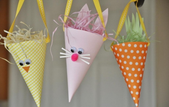 Simple And Attractive Easter And Spring Craft Ideas To Brighten Any