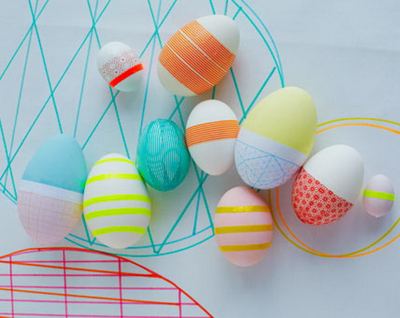 The Trendy Colors Of Easter - Easter Decoration In Pastel Colors_04