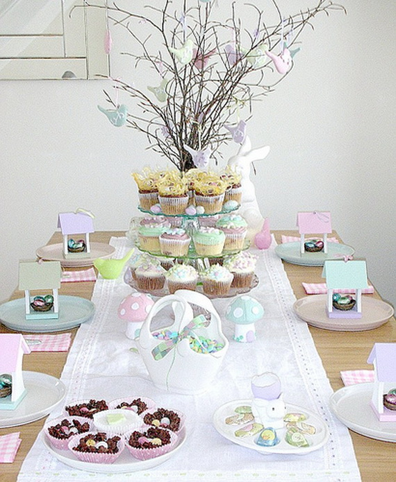 The Trendy Colors Of Easter - Easter Decoration In Pastel Colors_07