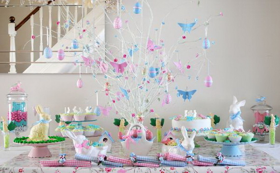The Trendy Colors Of Easter - Easter Decoration In Pastel Colors_09