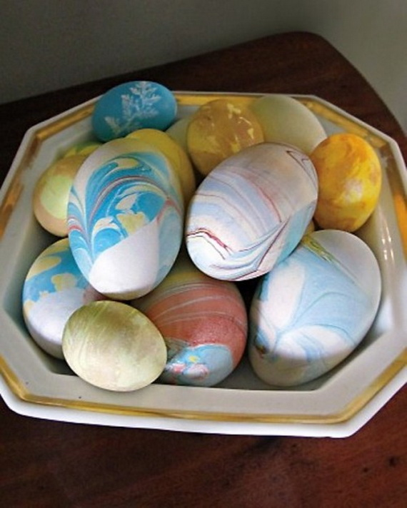 The Trendy Colors Of Easter - Easter Decoration In Pastel Colors_18
