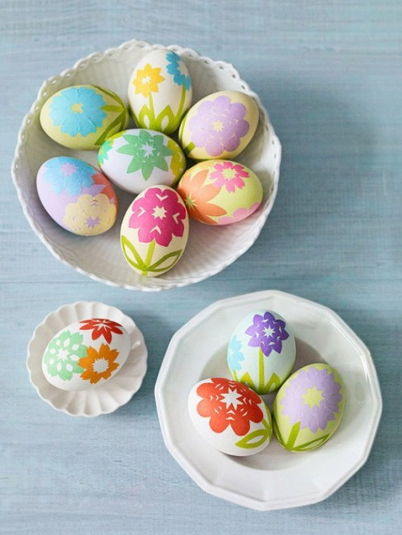 The Trendy Colors Of Easter - Easter Decoration In Pastel Colors_22