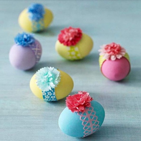 The Trendy Colors Of Easter - Easter Decoration In Pastel Colors_23