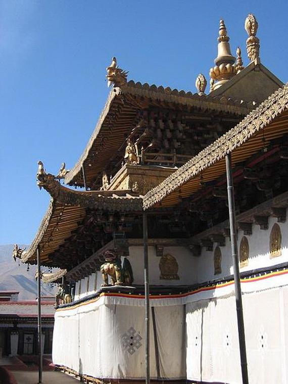 World Heritage Sites; Potala Palace at Lhasa, Tibet, China (10)