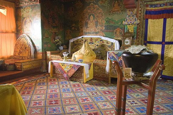World Heritage Sites; Potala Palace at Lhasa, Tibet, China (11)