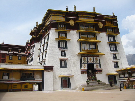 World Heritage Sites; Potala Palace at Lhasa, Tibet, China (7)