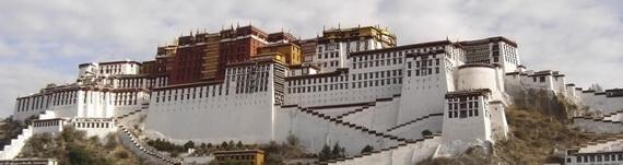 World Heritage Sites; Potala Palace at Lhasa, Tibet, China (8)