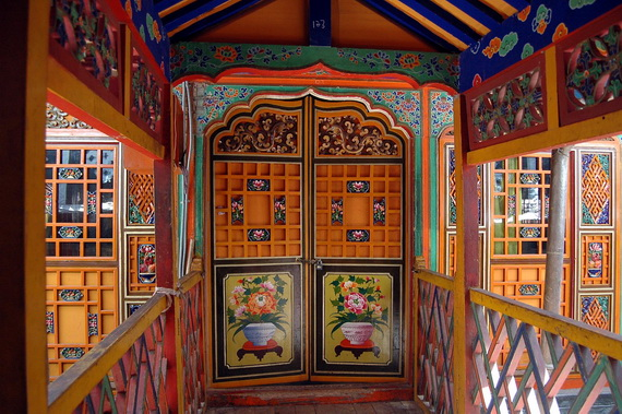 World Heritage Sites; Potala Palace at Lhasa, Tibet, China_10