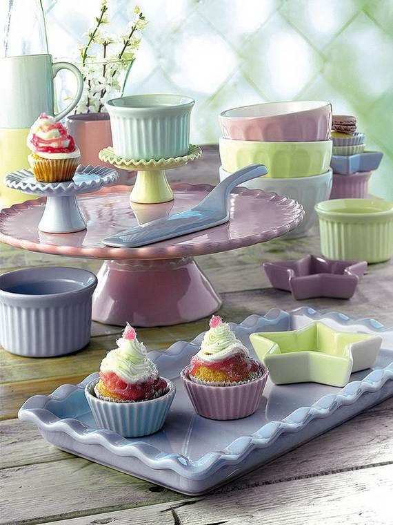 30 Cool Mother S Day Tea Table Décor Ideas 02