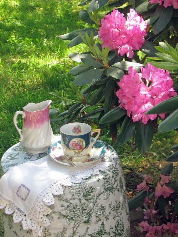 30 Cool Mother S Day Tea Table D Cor Ideas Family