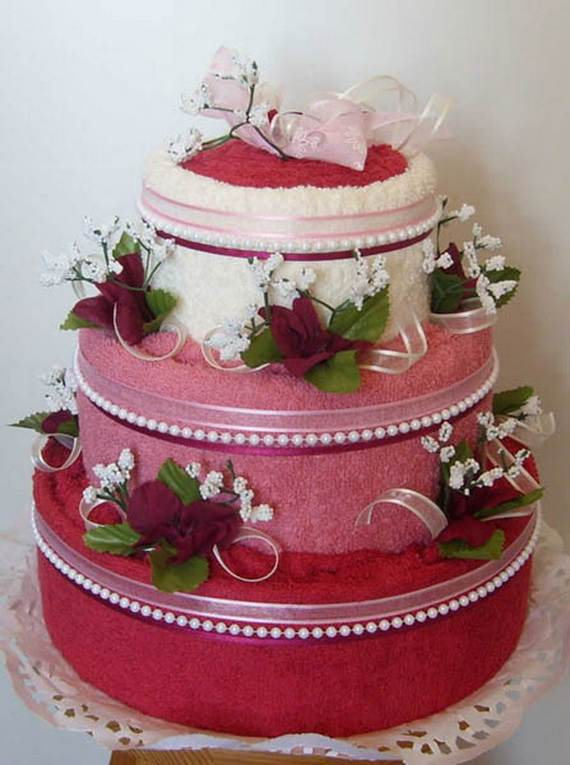 35-Unusual-Homemade-Mothers-Day-Gift-Ideas-Amazing-Towel-Cakes_07
