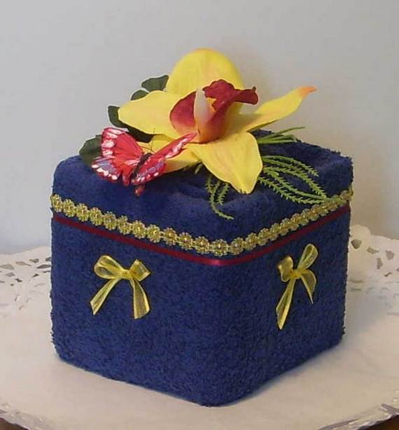 35-Unusual-Homemade-Mothers-Day-Gift-Ideas-Amazing-Towel-Cakes_11