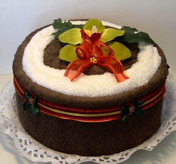 35-Unusual-Homemade-Mothers-Day-Gift-Ideas-Amazing-Towel-Cakes_16