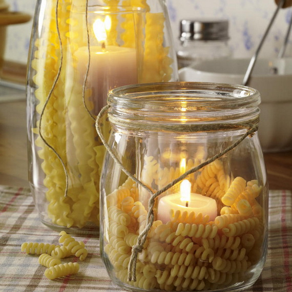 55 Easy and Creative Decorating Ideas For Candle Holders_09
