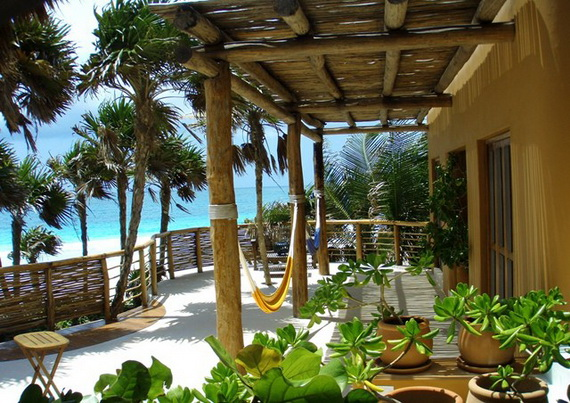 Casa Nalum A Stunning Caribbean Villa For A Mexican Style Holiday  (3)