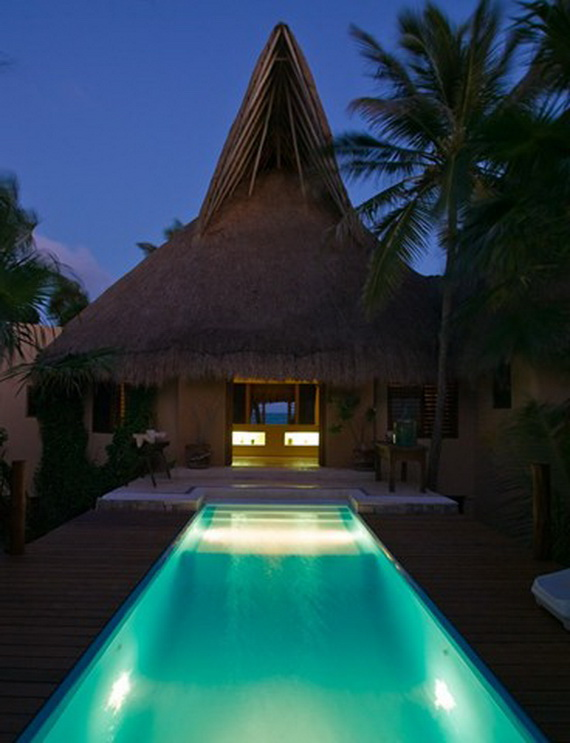 Casa Nalum A Stunning Caribbean Villa For A Mexican Style Holiday  (6)