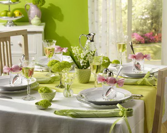 Maifest & 45 Elegant Table Settings Ideas for All Occasions - family holiday ...