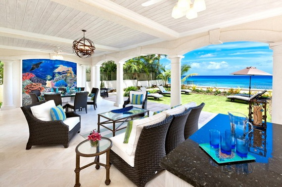 Fathoms villa A Luscious Barbadian Residence Featuring Exotic Interior Design_03