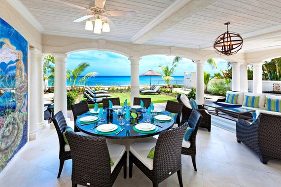 Fathoms villa A Luscious Barbadian Residence Featuring Exotic Interior Design_17