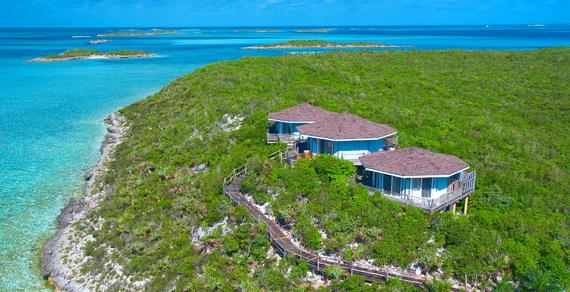 Romantic Getaway Review Starlight villa -Fowl Cay Resort in the Caribbean_02