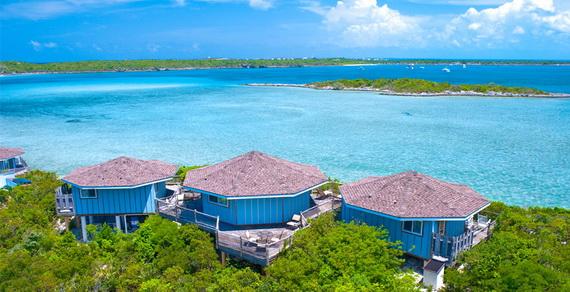 Romantic Getaway Review Starlight villa -Fowl Cay Resort in the Caribbean_03