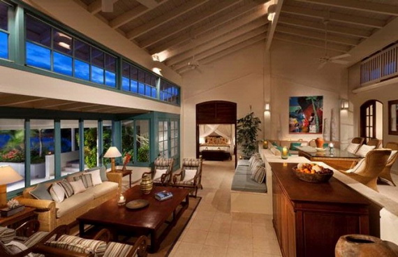 Sea Breeze Amazing Caribbean Rental Villa At Jumby Bay Featuring Exceptional Panoramas_23
