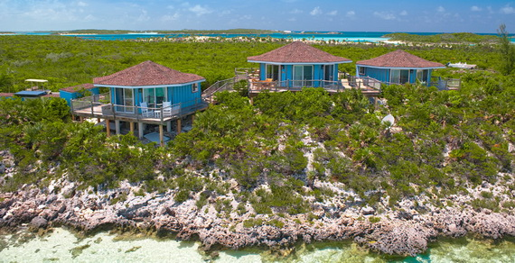 "Seabreeze Villa ""One of the best vacations ever"" at Fowl Cay, Bahamas_03"
