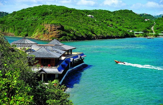 The Most Expensive Holiday Resort Calivigny Island - Caribbean _01