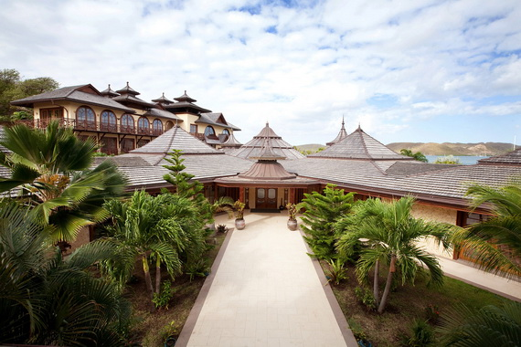 The Most Expensive Holiday Resort Calivigny Island - Caribbean _16