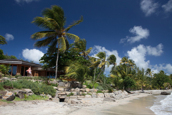 The Most Expensive Holiday Resort Calivigny Island - Caribbean _25