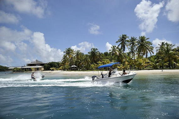 The Most Expensive Holiday Resort Calivigny Island - Caribbean _28