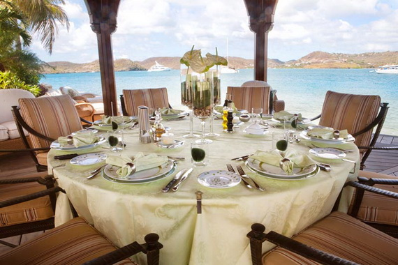 The Most Expensive Holiday Resort Calivigny Island - Caribbean _39
