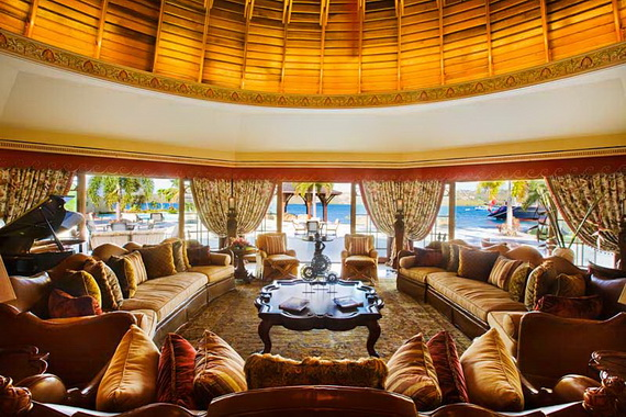 The Most Expensive Holiday Resort Calivigny Island - Caribbean _40