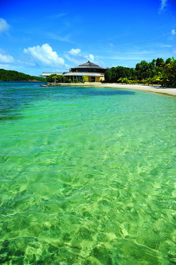 The Most Expensive Holiday Resort Calivigny Island - Caribbean _75
