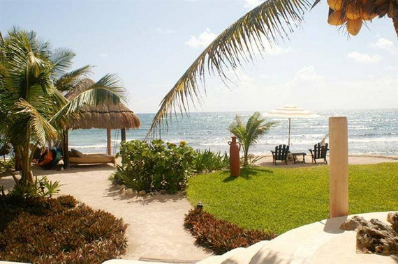 Villa Zen Del Mar - the ZEN of Akumal On The Beach Mexico_14