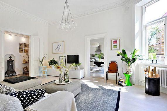 A Budget-Friendly Scandinavian Style Home_01